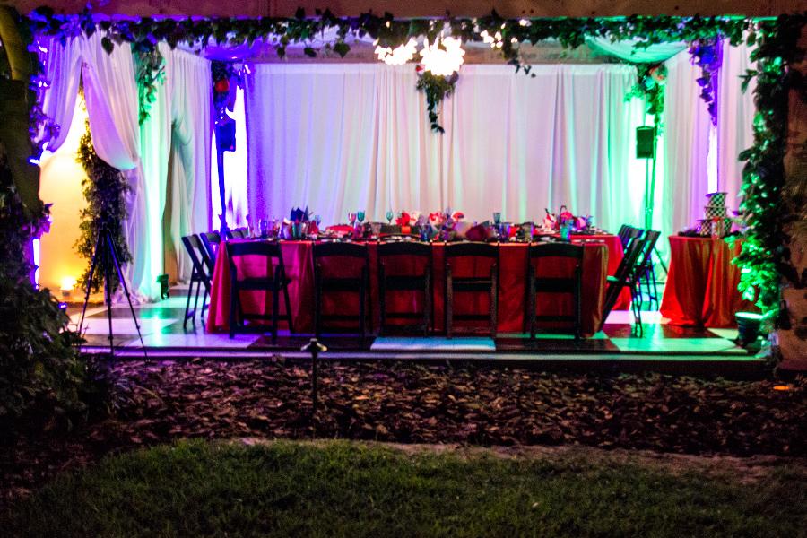 Sarah Hearts Alice In Wonderland Teen Birthday Party